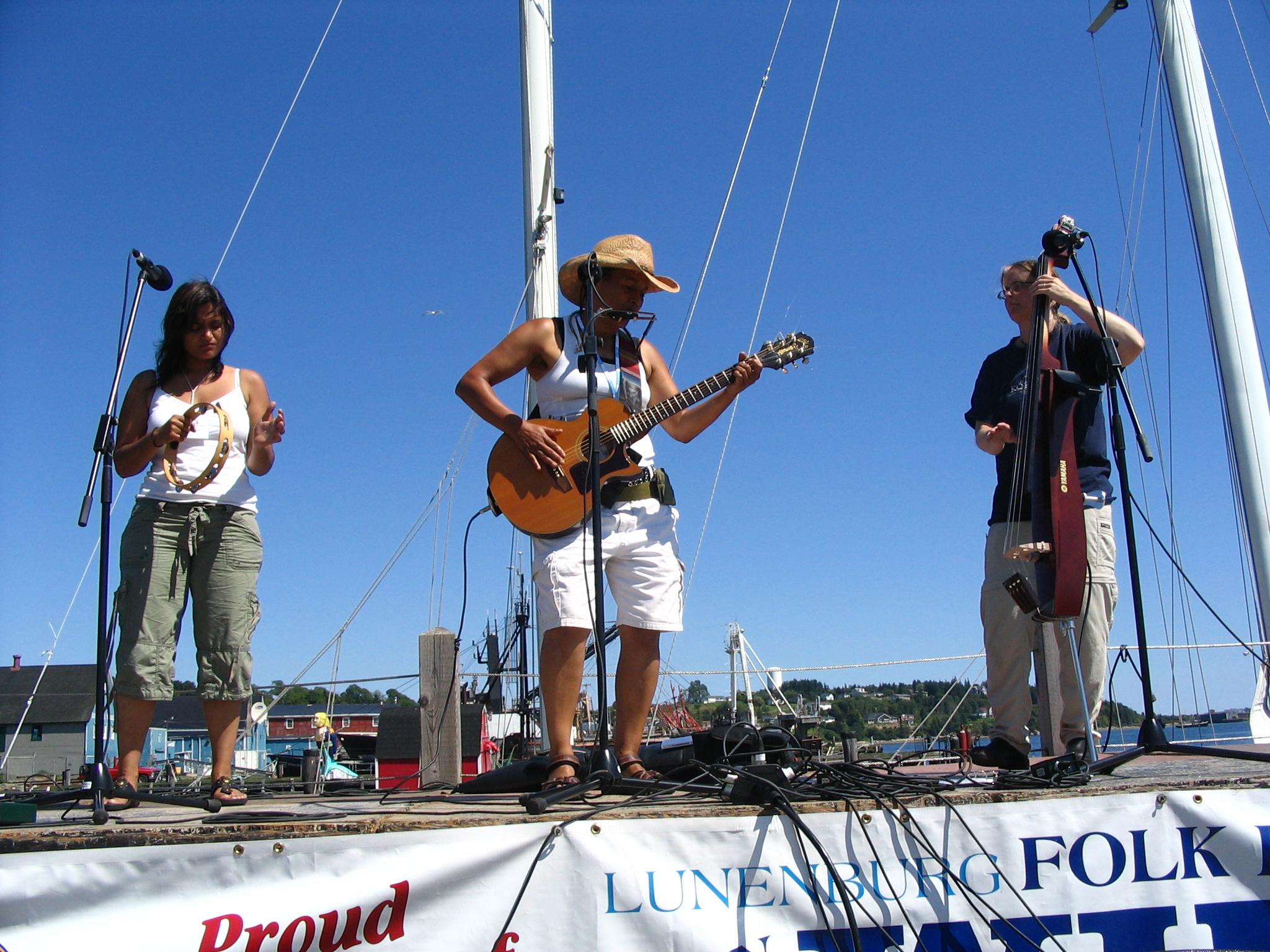 Luneneberg Folk Festival