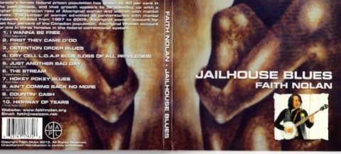 Jailhouse blues cover