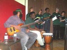 Toronto Elementary Teachers Choir Album Launch