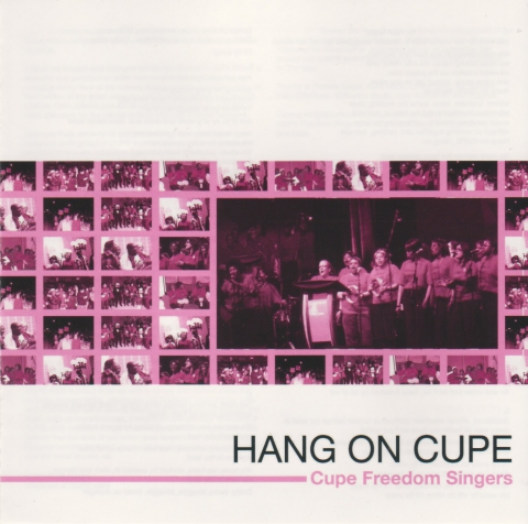hang on cupe